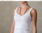 FLASH SALE SALE Maple Wood Nursing Necklace / Breastfeeding / Babywearing Jewelry