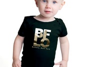 Baby Infant One Piece Bodysuit BFLO Buffalo New York City Love Cool Buffalo Baby Gift Unisex Design