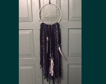 Unique Dream Catcher Door Wreath Wall Hanging Custom Colors Available!