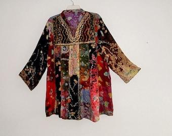 Sale 30% off Boho Printed Tunic Dress
