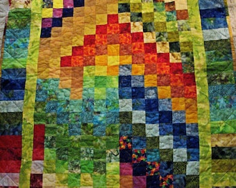 Lap Quilt/ Wall hanging