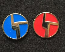 The Disco Biscuits Mini Logo Pin Set