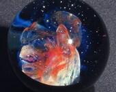 Nebula Glass Marble