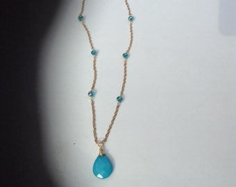 Princess Neptune Necklace
