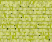 Carkai Dentals in Green, Carolyn Friedlander, Robert Kaufman Fabrics, 100% Cotton Fabric, AFR-15794-7 GREEN