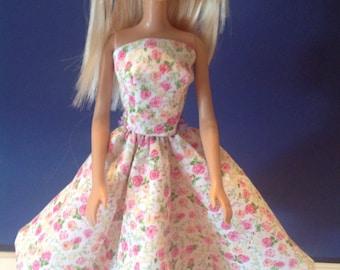 Sundress for 11-1/2 inch doll,
