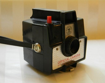 Vintage Official Boy Scouts of America Camera