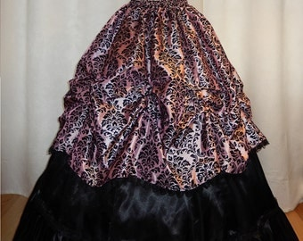 Amarillis overskirt and choker