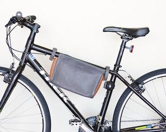 bike frame bag gray bike bag convertible clutch mens clutch convertible bike bag frame mounted bag bike phone bag bike accessories