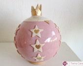 Ceramic Pet Urn