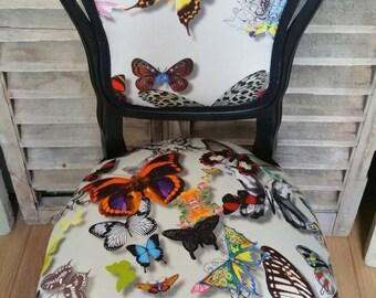 Christian lacroix ' Butterfly Parade ' boudoir chair
