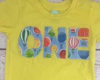 hot air balloon party, first birthday shirt, time flies party, Hot air balloon party, spring party, pink and gold party, up up and away