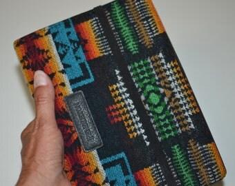 Pendleton® Kindle Case Cover Sleeve - Chief Joseph Turquoise Native American - Pendleton Electronics Cases