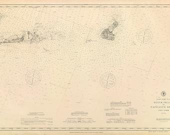 Block Island to Napeague Beach – 1898