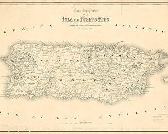 Puerto Rico – 1886