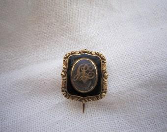 Antique Victorian Hairwork Jewelry