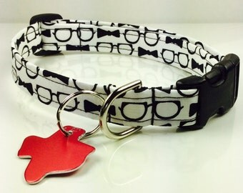 I Can See - Dog Collar - Adjustable