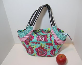 Tula Pink Hobo Bag