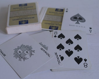 Benson & Hedges 100s Playing Cards -Tobacciana Collectables