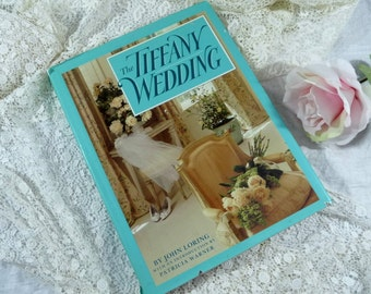 Tiffany Wedding by John Loring, Tiffany Wedding Style, Wedding Design & History