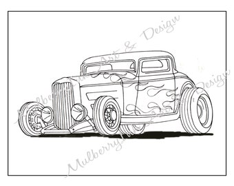 Printable Coloring Pages Digital Coloring Pages Coloring