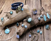 Advent calendar, Jewelry advent calendar, 14 pieces
