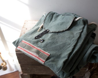 Vintage Army Green Bags Laundry Bags Vintage Laundry Bag Army Duffle Bag Military Bag