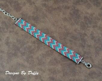 Desert Loom Bracelet