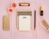 Royal Romance Personalized Stationery Set