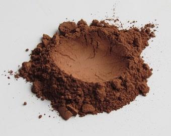 Natural Makeup, Dark Foundation, Mineral Foundation -Dark -RAW Beauty LLC