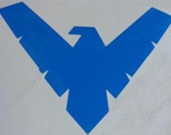 Nightwing Decal