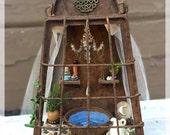 Fairy Spa // Fairy Garden House
