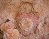 SALE...Rustic Romance Heart Door Hanger OOAK By SincerelyRaven On Etsy