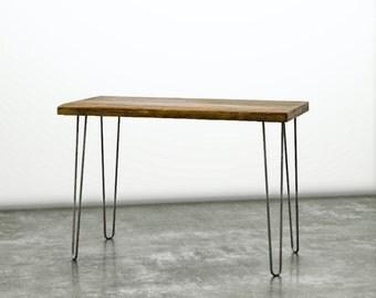 Modern Mid Century Reclaimed Desk