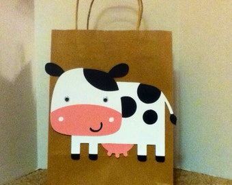Cute Cow Goody Bag