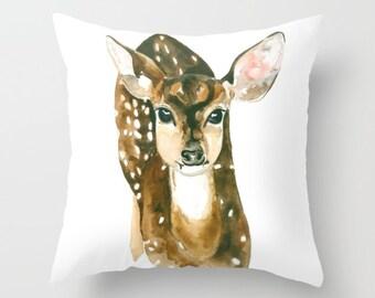 Sweet Face Fawn / Deer Pillow