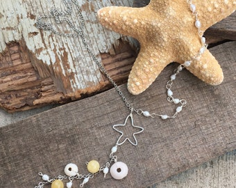 Starfish Wishes Necklace