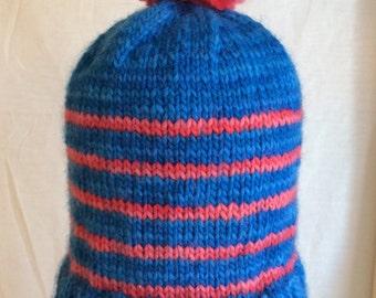 Soft Merino Wool Hat