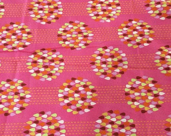 WestminsterFabric designed by Erin McMorris Summersault Raindrops 1 1/2 Yard Of Fabric READY TO SHIP!!!