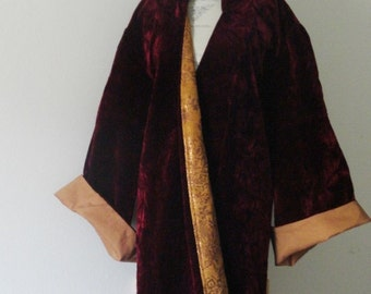 Adult Renaissance Inspired Coat