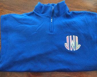 Adult Monogram Sweatshirt