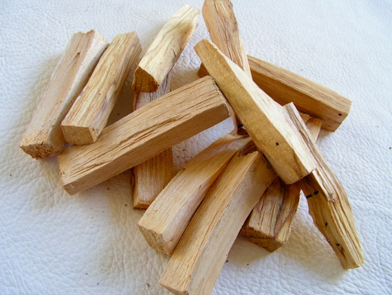 Palo Santo Wood Stick Smudge Smudging Incense Metaphysical
