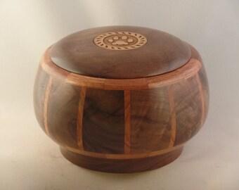 Walnut Pet Urn # R815-70