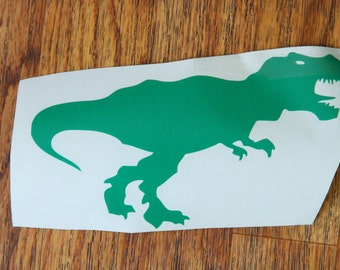 Dinosaur Vinyl Decal Sticker