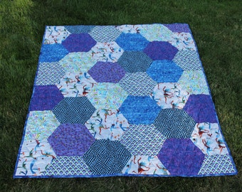 Baby Quilt for Little Dancer