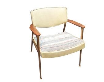 Mid Century Aztec Chair