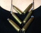 Confirmed Kills Bullet Casing Statement Necklace 5