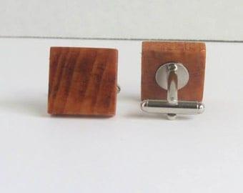 Wooden Cufflinks , Groomsmen Gift, Groomsmen Cufflinks,Wedding Cufflinks , Gift for Him Under 30,