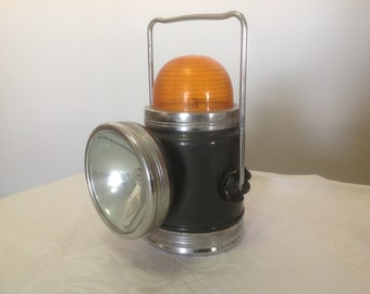 Vintage handholding hand lamp