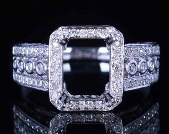 Tanzanite sterling ring Diamonds Tanzanite Sterling Diamonds White Gold Sterling 10k or 14k white gold